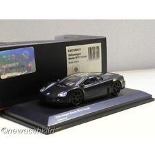 VOLKSWAGEN NARDO W12 COUPE MATTE BLACK Kyosho Model 1/64 #KS07050A11