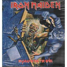 Iron Maiden LP vinilo no Prayer for the Dying EMI Italia sellado 0077779514212