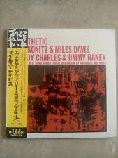 Lee Konitz & Miles Davis Ezz-Thetic JAPAN MINI LP CD SEALED