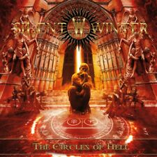 SILENT WINTER - The Circles Of Hell (NEW*GRE POWER METAL*GAMMA RAY*ICED EARTH)