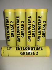 Agip / Eni Longtime Grease 2 – 5 x 400 g Kartusche / Langzeitschmierfett / Fett