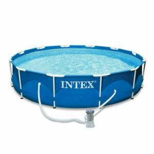 Intex 28212 Piscina da Fuori Terra con Filtro (366 x 76 cm, 6500 L)