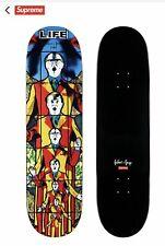 Supreme Gilbert And George Life Skateboard Deck (confirmed)