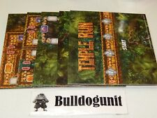 2012 Temple Run Board Game All 5 Double Sided Game Board Tiles Only