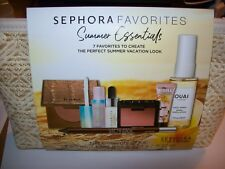 SEPHORA FAVORITES SUMMER ESSENTIALS -THE PERFECT SUMMER VACATION LOOK NEW IN BAG