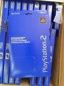 NEW OFFICIAL SONY PLAYSTATION 2 HORIZONTAL STAND  SCPH-10110 G JAPAN