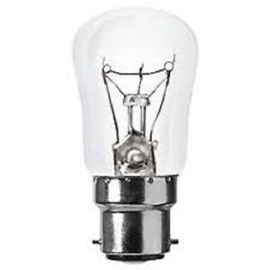 2 X BRANDED 25W BC APPLIANCE-PYGMY,SIGN LIGHT,NIGHT LIGHT,SALT LAMP BULB
