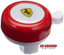 Ferrari Campanello per bicicletta in metallo con fissaggio a Vite