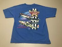 Vintage 90s 1992 Flying Tigers Warbird Air Museum Graphic T-Shirt Adult Size XL
