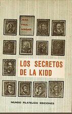 Los Secretos de la Kidd by Jean P. Marais.47 pages + Annex with plates 50 pages