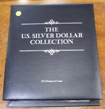 1878-1935 US Silver Dollar Collection Set of 35 Coins & Stamps - PCS (LVS514)