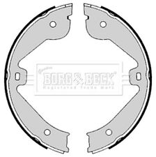 Borg & Beck Brake Shoe Set Shoes BBS6373 - BRAND NEW - GENUINE - 5 YEAR WARRANTY