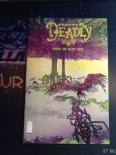 Pretty Deadly #7 Image Comic VF/NM (CBS017)