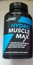 Hydro Muscolo MAX 60 capsule una rapida crescita Muscoli Formula