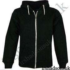 Vêtements noirs pour garçon de 2 à 16 ans en 100% coton, 11 - 12 ans