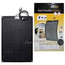 30W 12V Photovoltaik Dünnschicht Solarmodule sonnenkollektoren Monokristallin