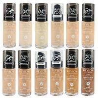 Revlon ColorStay Full Coverage Foundation 24hrs Wear SPF Oil Free Matte Makeup