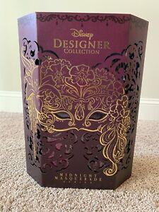 RAPUNZEL Limited Edition Doll Disney Designer Collection Midnight Masquerade NEW