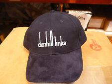 Dunhill links suede peek cap bx 31 110-0402