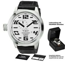 HAEMMER PEGANO HM-07 Men's Watch Mechanica Limited Edition (1 31/32in Case)