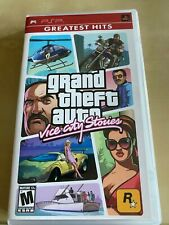 New listing Grand Theft Auto: Vice City Stories (Sony Psp, 2006) Barely Played Tested