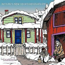 Kitchi's New Year's Resolution by Bruno Poitras and Linda Di Luzio-Poitras...