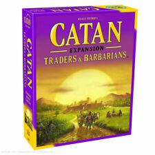 CATAN Traders & Barbarians Game Expansion