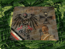 WWI German Patriotic Mouse Pad With God for Emperor and Empire WW1 German Eagle