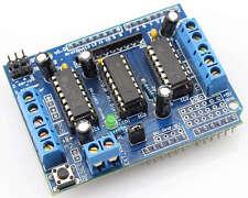 Four Channels Motor Shield Arduino