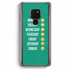 Em Week Huawei Mate 20 Hülle Motiv Design Spruch Mädchen Frauen Lustig Cool W...