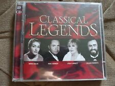 Various Artists - Classical Legends.Great Double CD.Both Discs In Excellent Cond