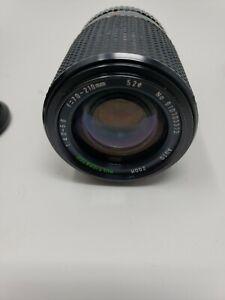 Sears Zoom Photo 35mm SLR Camera Lens Model 202 1:4.0-5.6  f=70-210mm