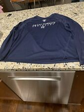 Dallas Cowboys On Field Shirt and Shorts Both Size XL
