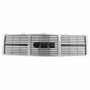 New Grille For GMC C1500 1985-1988 GM1200401