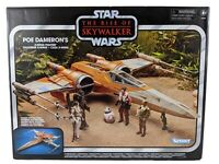 Star Wars Vintage Collection Rise of Skywalker Poe Dameron's X-Wing Fighter NEW