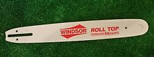 """New 16"""" chainsaw bar, fits saws with 3/8 LP .050 56 DL (bar only) Windsor USA"""