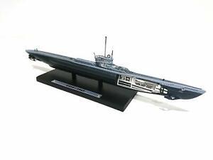 Atlas Submarines WWII U-214 1943 u-Boot 1/350 Diecast Ref.108