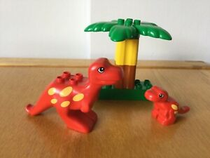 Lego Duplo 2601 T-Rex Dinosaurs vintage 1997