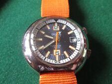 Vintage Cronel Jet-King Compressor Case Diver/Pilot Watch