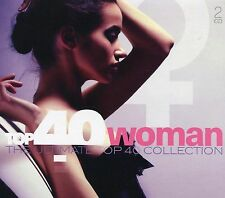 Top 40 Woman (feat. Celine Dion, Anastacia, Dolly Parton, Dido, Sade,...) (2 CD)