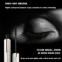 Mascara Waterproof Silk Fiber Curling Volume Lashes O8G8 Thick B5C5
