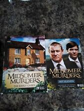 Midsomer Murders The Early Cases And Set 11