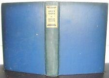 AXEL'S CASTLE: Edmund Wilson _ SYMBOLISM W B Yeats T S ELIOT Proust JAMES JOYCE