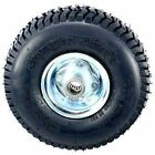 4.10 x 3.50-4 Wheel Assembly for Jungle Jim Sulky Attachment Mower Garden Wagons