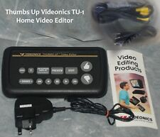 Thumbs Up videonics TU-1 HOME VIDEO EDITOR-Collection Vintage-Doit lire