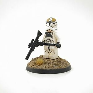 New LEGO Star Wars Clone Trooper Gunner Minifigure (sw0837) 75182 Republic Tank