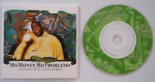 CD5 Single MO MONEY MO PROBLEMS - NOTORIOUS B.I.G. Puff Daddy & MASE CD 5