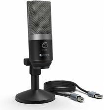FIFINE K670 USB Unidirectional Condenser Microphone BLK Black 0712383827067