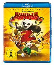 Blu-ray * KUNG FU PANDA 2 # NEU OVP +