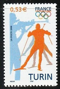 France 2006 Sport  Neuf** 3876 Jeux olympiques d' hiver à Turin Italie